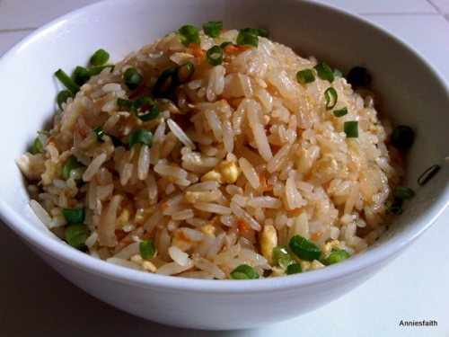 Annielicious food my grandmas garlic fried rice i still remember how ccuart Images